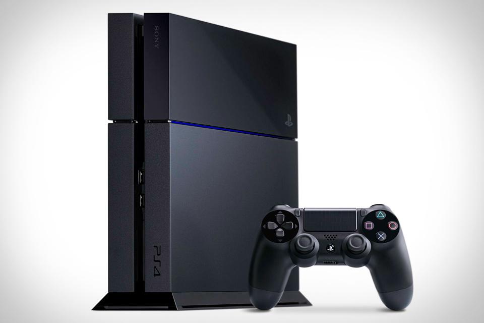 Ανατομία ενός PlayStation 4