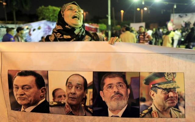 Επιστροφή στην εποχή… Μουμπάρακ για την Αίγυπτο