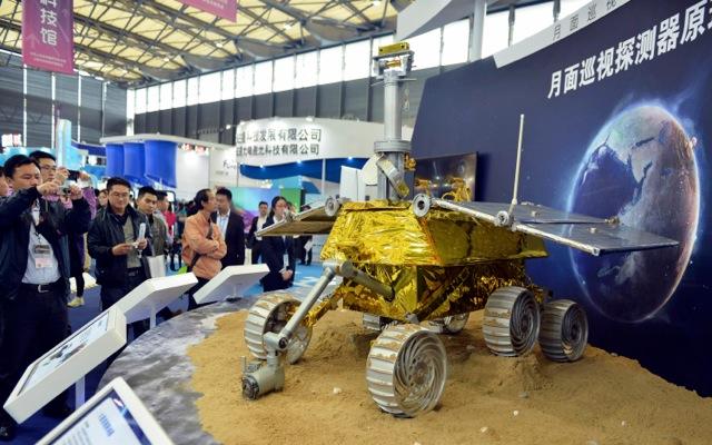Το διαστημικό «Κουνέλι» της Κίνας
