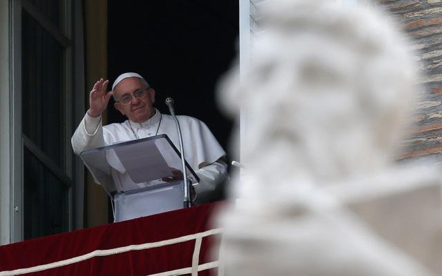 Στην Παγκόσμια Ημέρα κατά του AIDS αφιέρωσε το κήρυγμά του ο Πάπας