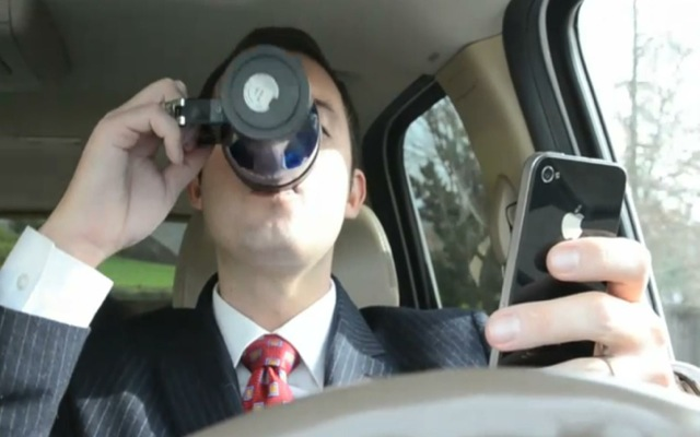 Car mode στα κινητά για ασφαλέστερη οδήγηση