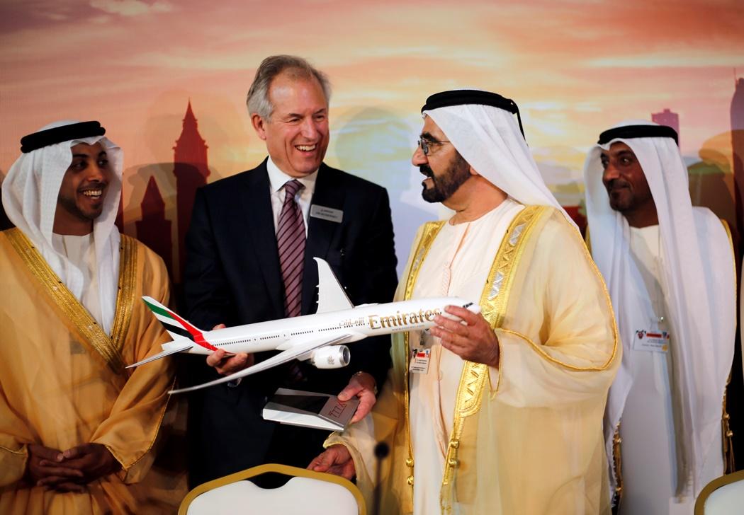 Το σχέδιο κυριαρχίας της Μέσης Ανατολής στις αερομεταφορές
