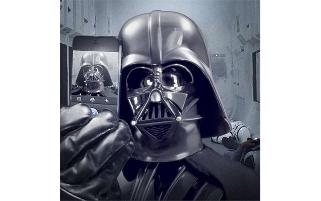 Το Star Wars κατέκτησε και το Instagram