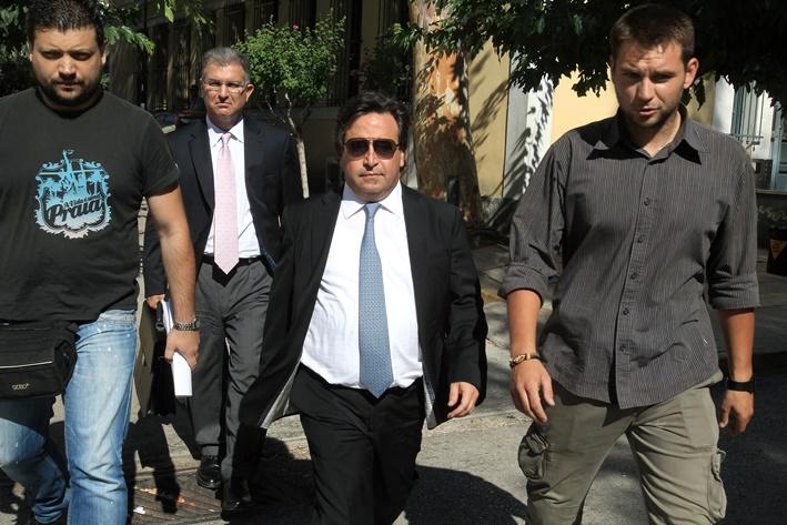 Αποφυλακίζεται ο εφοπλιστής Β. Ρέστης