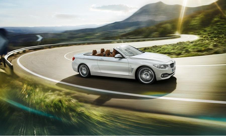 Η γοητεία της νέας BMW
