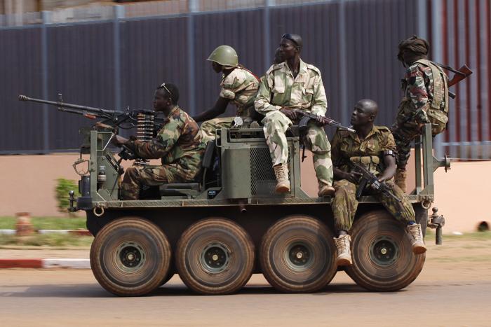 ΟΗΕ: Πράσινο φως για επέμβαση στην Κεντροαφρικανική Δημοκρατία