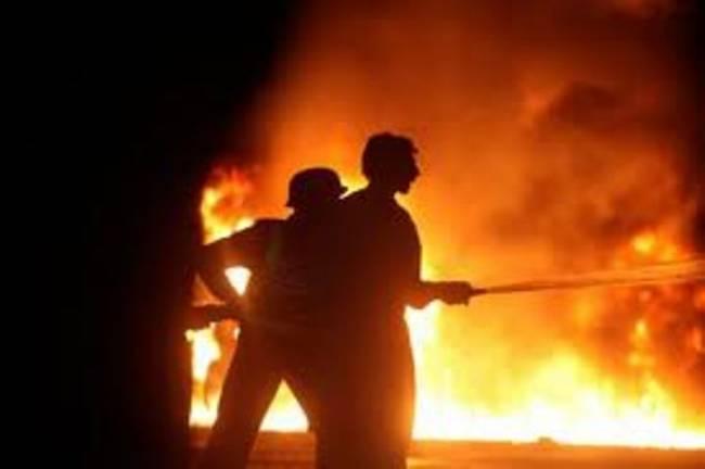 Θεσσαλονίκη: Κινδύνευσαν μια γιαγιά και ένα μικρό παιδάκι, από πυρκαγιά