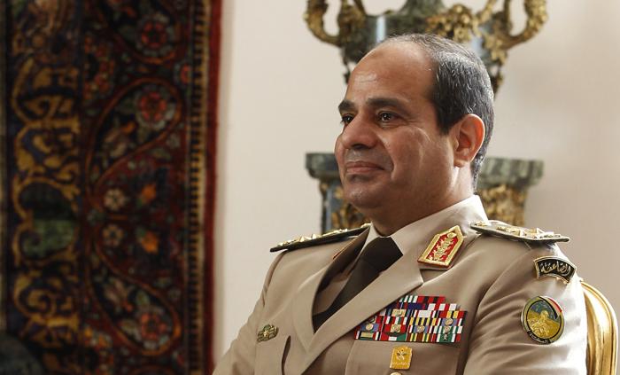 «Φαραωνικά» ποσοστά έλαβε ο στρατάρχης Σίσι στις εκλογές