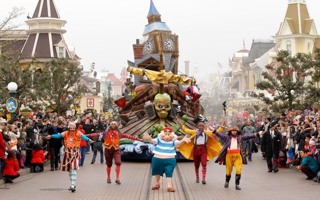 Η ευρωπαϊκή Disneyland σε… θλίψη
