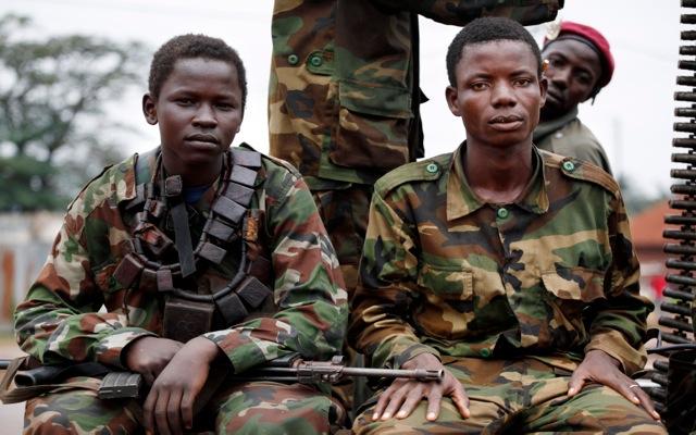 Εκατόμβη νεκρών στην Κεντρική Αφρικανική Δημοκρατία