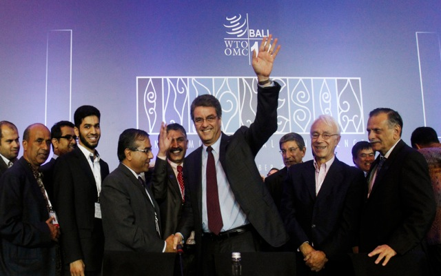 Επετεύχθη η πρώτη συμφωνία για το Παγκόσμιο Εμπόριο