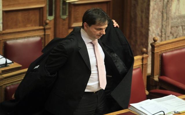 Θεοχάρης: «Αν δεν πετύχει η Γ.Γ. Εσόδων, δεν θα πετύχει η κυβέρνηση»