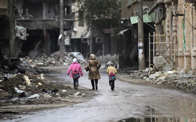 Οι «χίλιες ημέρες βίας» της Συρίας