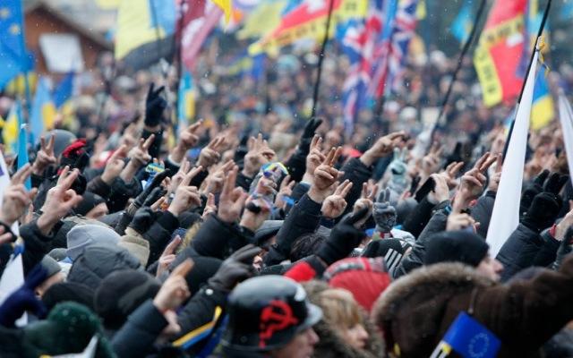 «Μονομαχία στο καναβάτσο» της Ουκρανίας