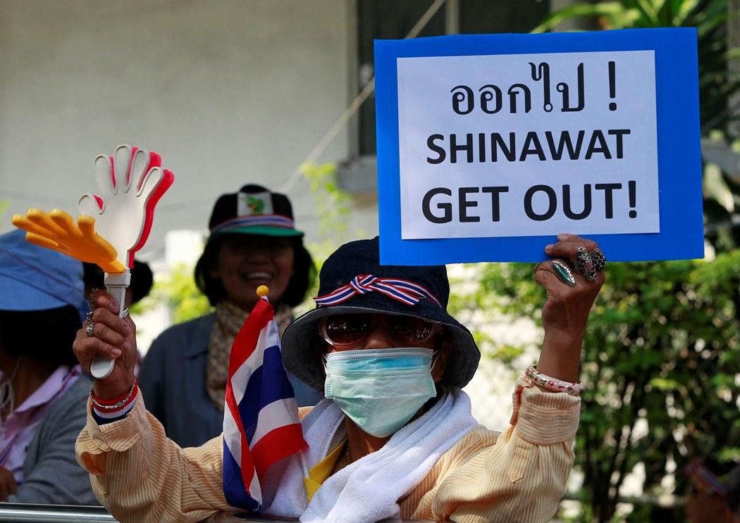 Ταϊλάνδη: Εκλογές το συντομότερο αποφάσισε η πρωθυπουργός