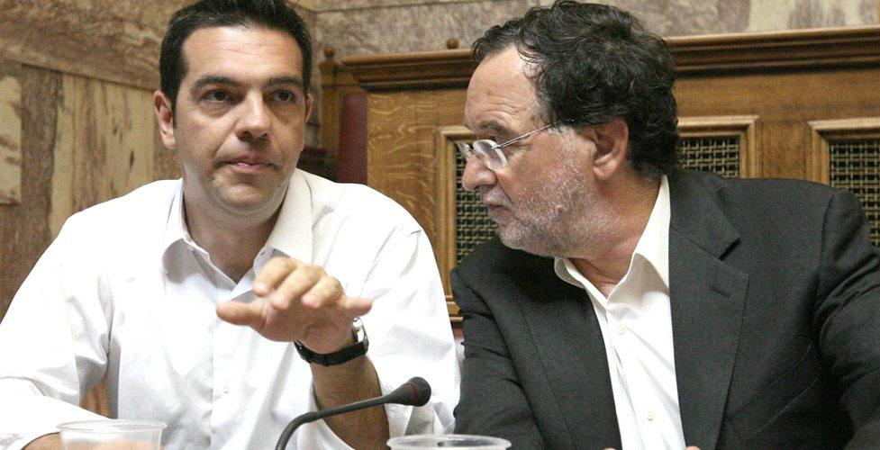 Ένταση στο ΣΥΡΙΖΑ προκαλούν οι δηλώσεις Λαφαζάνη