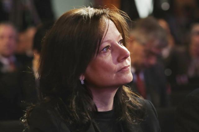Μέρι Μπάρα: Η πρώτη γυναίκα γενικός διευθυντής της General Motors