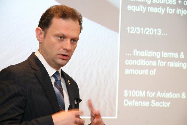 Εκδήλωση πρόθεσης επένδυσης 100 εκατ. δολ. στον κλάδο της ΕΑΒ