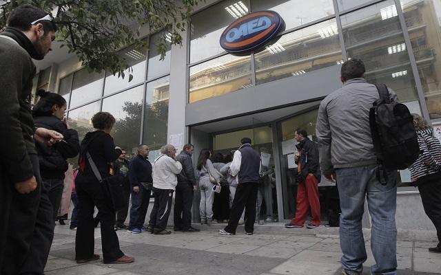 Σπάει κάθε ρεκόρ η ανεργία στην Ελλάδα