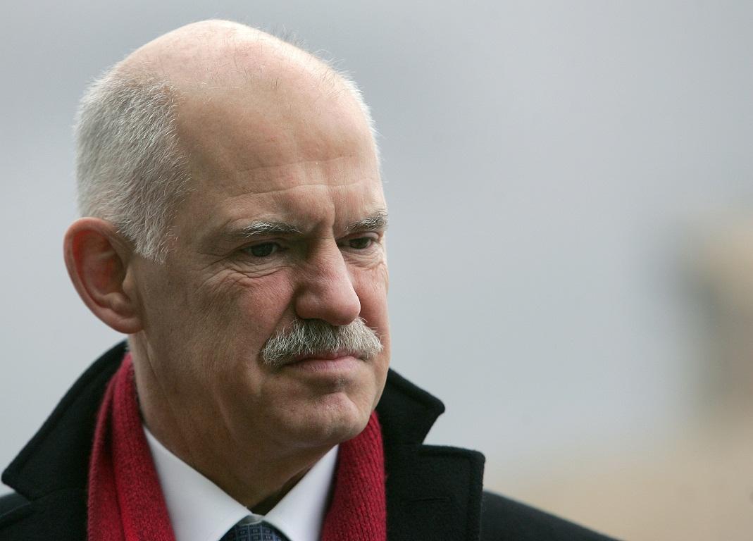 Γ. Παπανδρέου: «Δεν είναι η Ελλάδα το πρόβλημα της Ευρωζώνης»