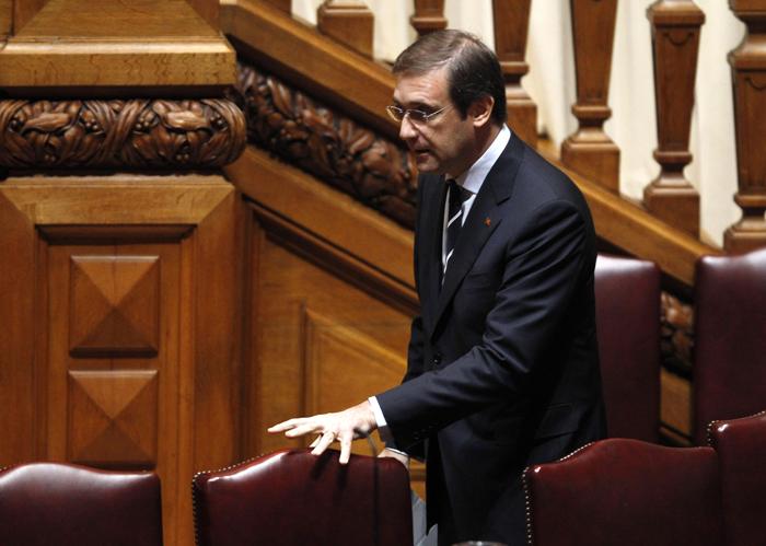 Την «υποκρισία» του ΔΝΤ καταγγέλλει ο Πορτογάλος πρωθυπουργός