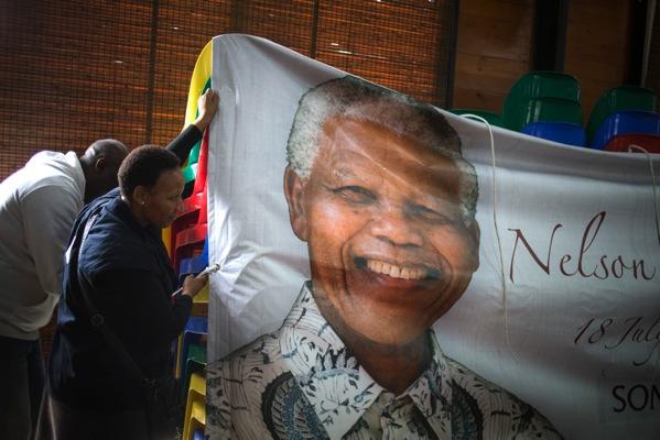 Google: Το όνομα «Νέλσον Μαντέλα» κυριάρχησε στη μηχανή αναζήτησης