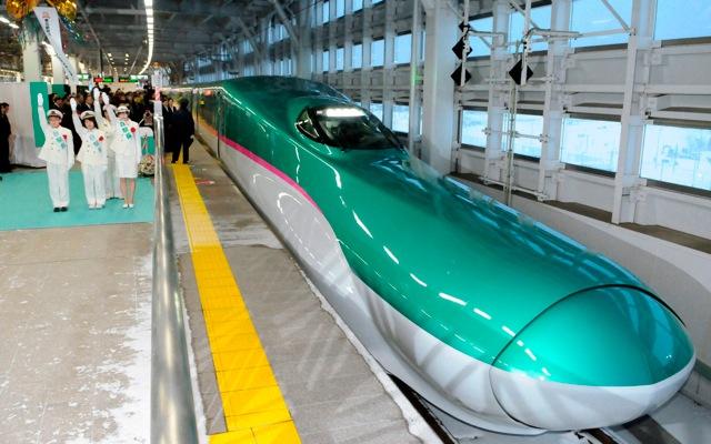 Τα ταχύτερα τρένα του κόσμου