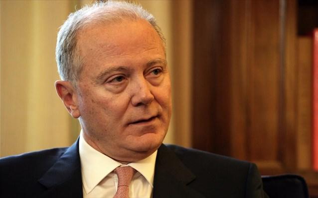 O Προβόπουλος παροτρύνει τις συγχωνεύσεις τραπεζών στα Βαλκάνια