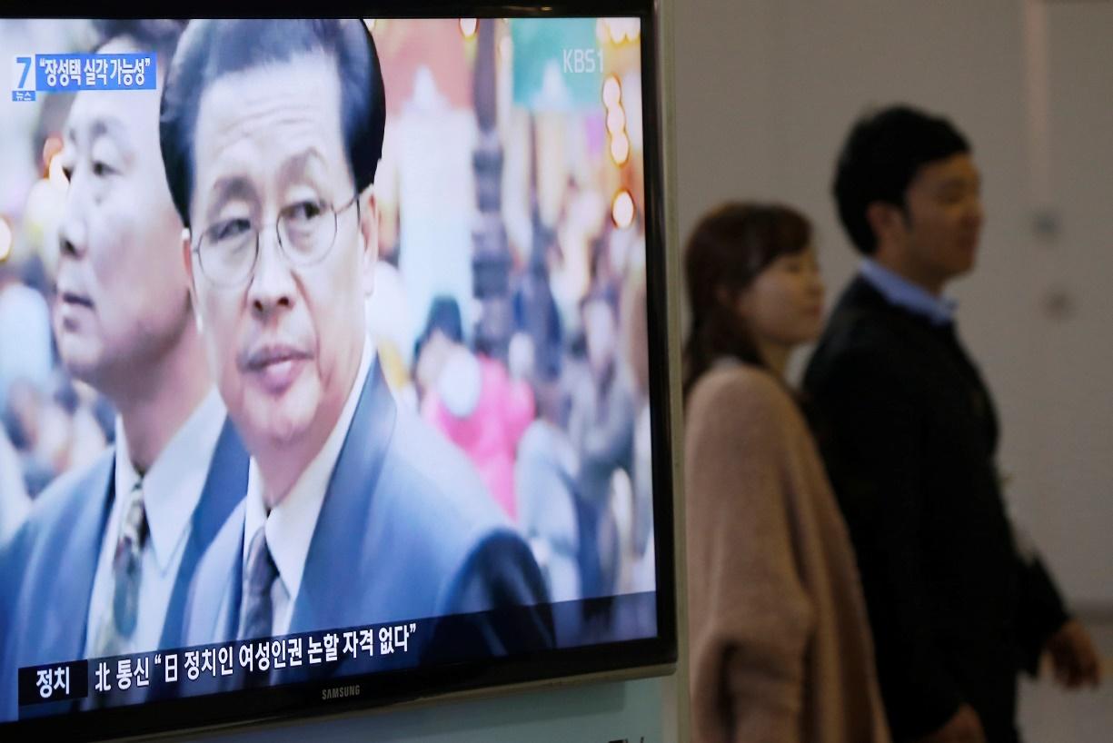 Βόρεια Κορέα: Εκτελέσθηκε ο θείος του ηγέτη Κιμ Γιονγκ Ουν