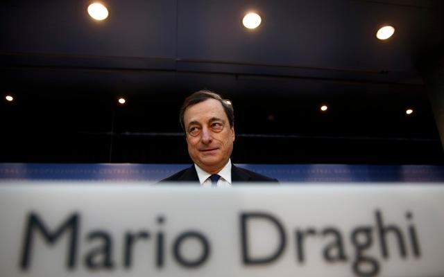 Ντράγκι: «Η αβεβαιότητα υποχωρεί»