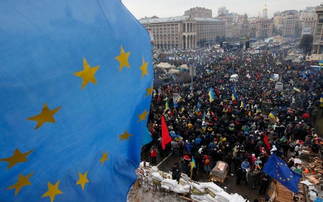 Κατηγορίες για «ξεπούλημα» της χώρας από την ουκρανική αντιπολίτευση