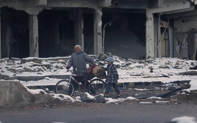 Δραματική έκκληση του ΟΗΕ για ανθρωπιστική βοήθεια στη Συρία