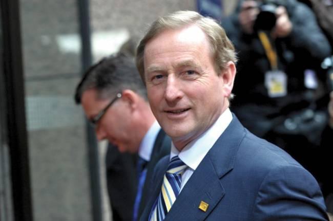 Έντα Κένι: «Η Ιρλανδία βρίσκεται στο σωστό δρόμο»