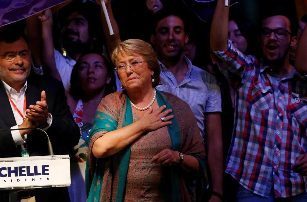 Η ισχυρή γυναίκα της Χιλής