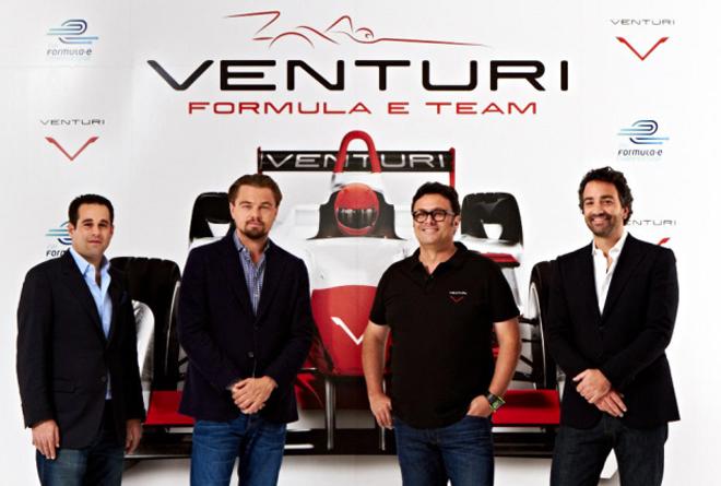 Ο Λεονάρντο Ντι Κάπριο πατά γκάζι στην Formula E