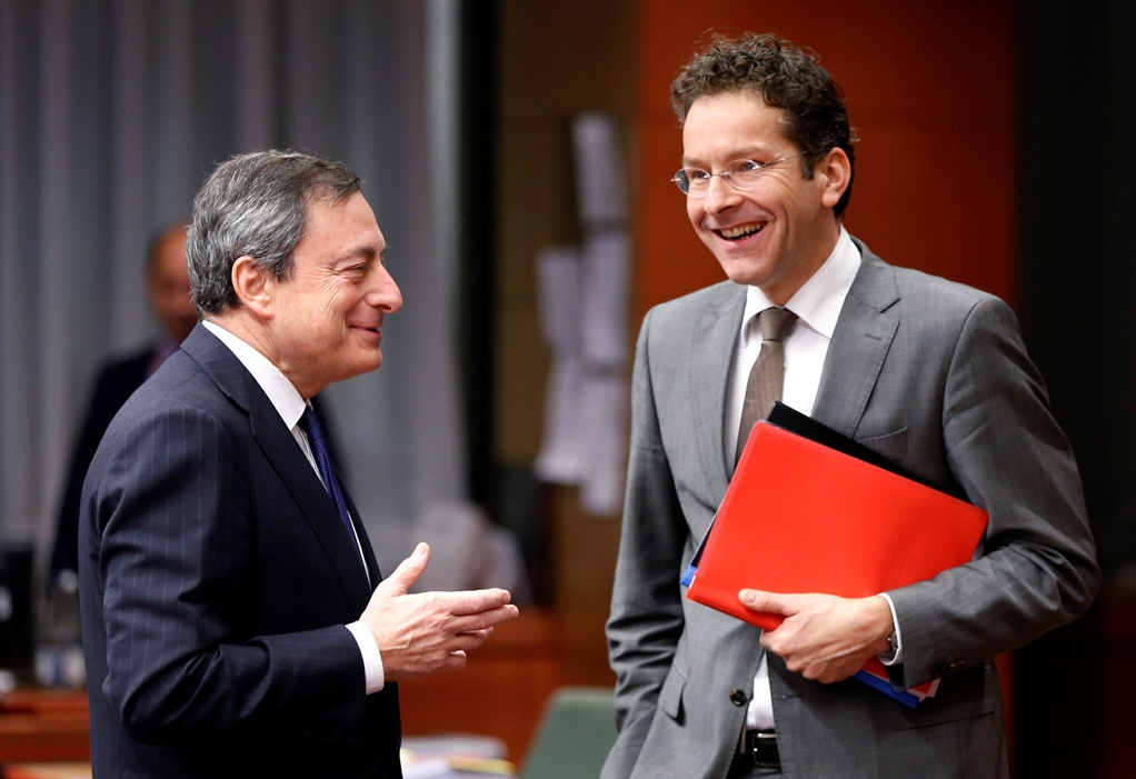 Χωρίς…Ελλάδα το σημερινό Eurogroup