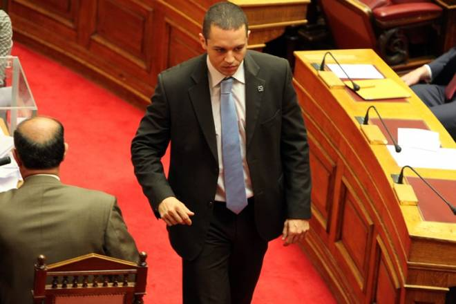 Η Βουλή αποφασίζει για τη χρηματοδότηση της Χρυσής Αυγής