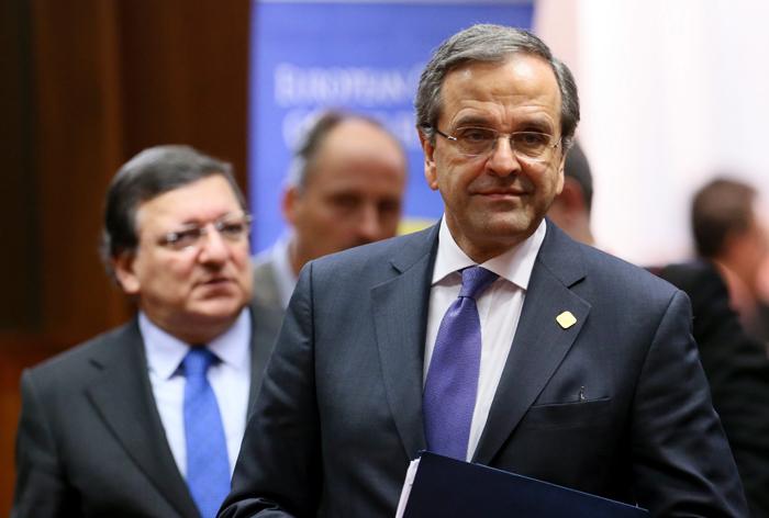 Συνέργεια Ε.Ε.-ΝΑΤΟ για την ασφάλεια, ζητά ο Αντώνη Σαμαράς