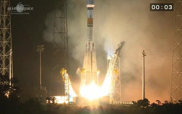 Εκτοξεύτηκε ο δορυφόρος Gaia