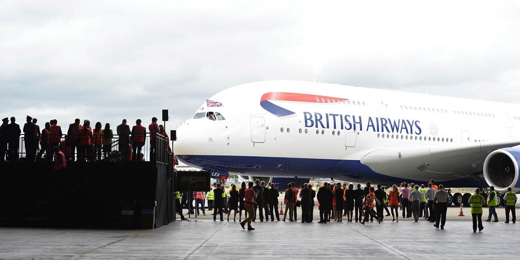 British Airways: Επιτρέπει τη χρήση κινητών και tablets στην πτήση