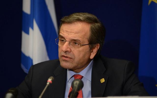 Σαμαράς: «Ρύθμιση του χρέους μέχρι το φθινόπωρο»