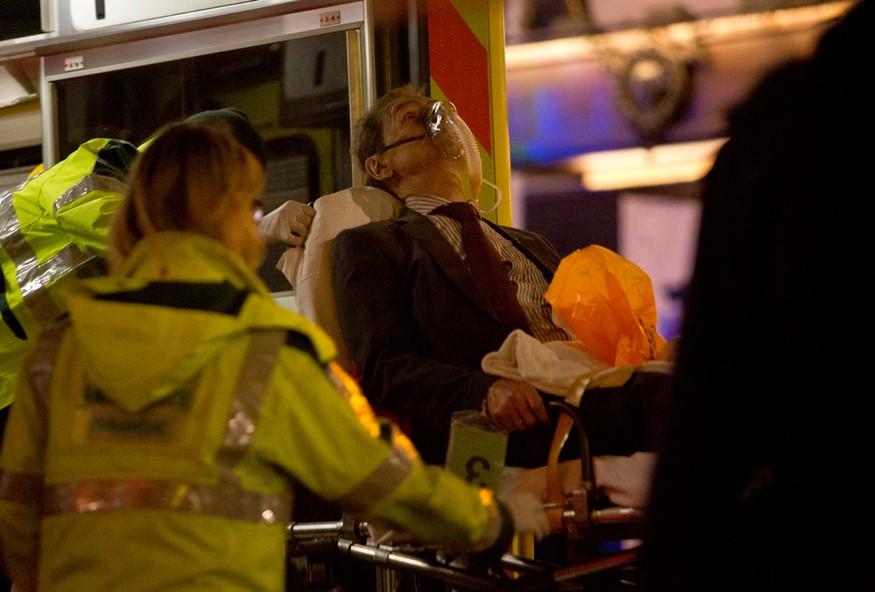 Λονδίνο: 65 τραυματίες από την κατάρρευση οροφής του θεάτρου Apollo