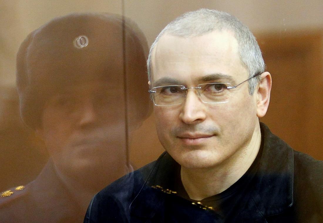 Υπέρ της απόφασης Πούτιν για χάρη στον Χοντορκόφσκι οι μισοί Ρώσοι