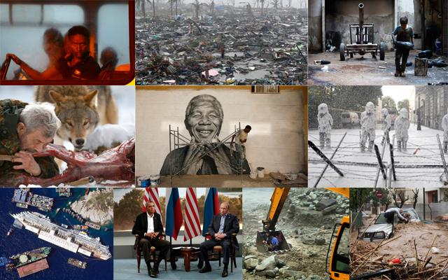 Οι φωτογραφίες της χρονιάς από το Reuters