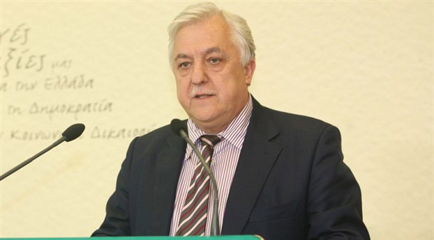 Κυβέρνηση Εθνικής Ενότητας προτείνει ο Αλέκος Παπαδόπουλος