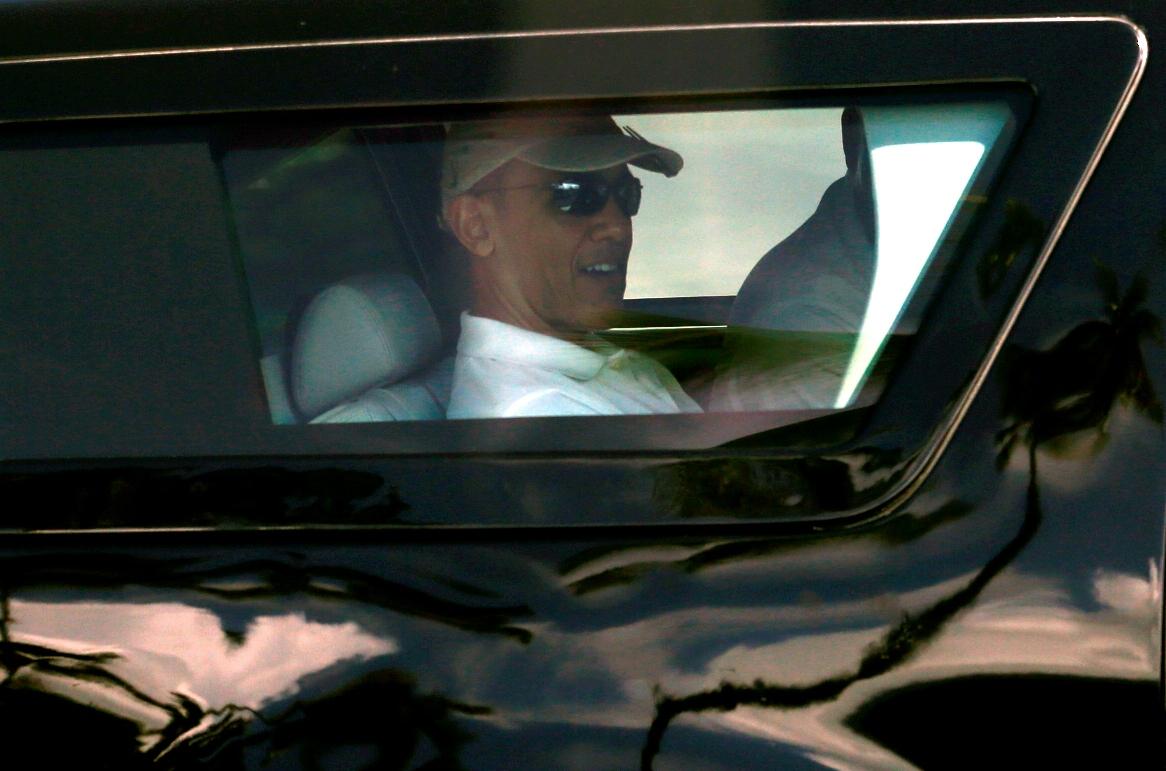 Στη Χαβάη ο Μπάρακ Ομπάμα για τις διακοπές των Χριστουγέννων