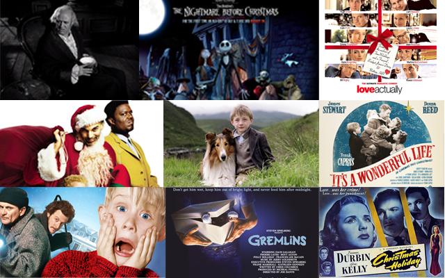 Πολυαγαπημένες χριστουγεννιάτικες ταινίες