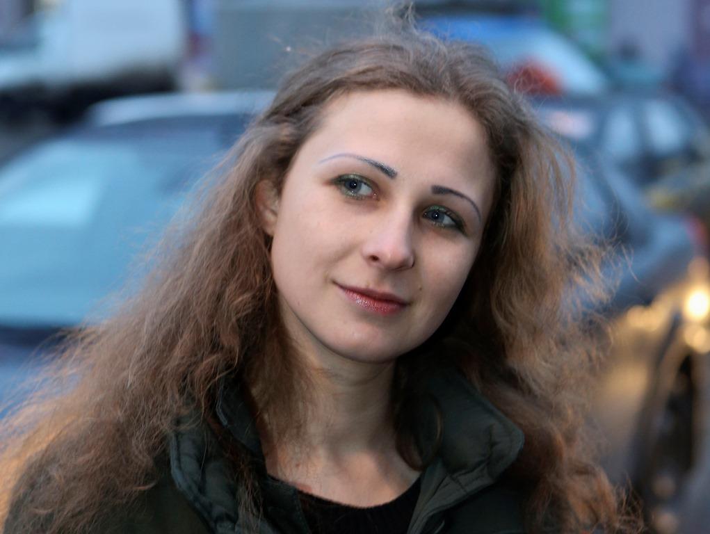 Ρωσία: Ελεύθερο μέλος του συγκροτήματος Pussy Riot