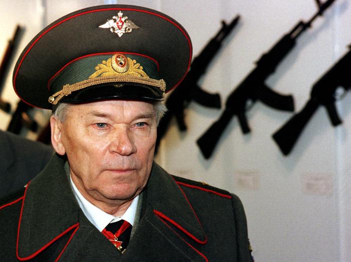 Ο κύριος Καλάσνικοφ