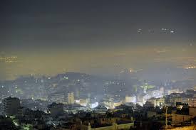 Τα μέτρα της κυβέρνησης για την ατμοσφαιρική ρύπανση